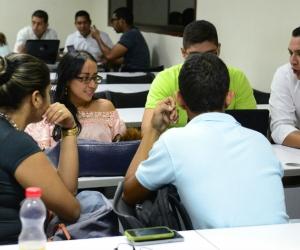 El Diplomado en Formulación de Proyectos bajo la Metodología General Ajustada - MGA, tendrá una intensidad horaria de 120 horas, divididas en 80 horas presenciales y 40 en aprendizaje autónomo.