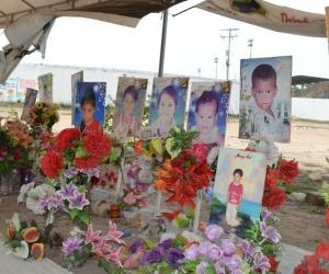 3 años después de la tragedia de Fundación las familias siguen clamando justicia.
