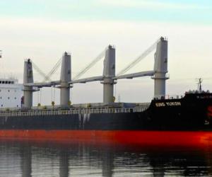 El tripulante filipino se quitó la vida en el cuarto de máquinas del buque King Yukon.
