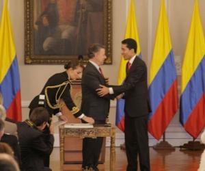 El nuevo director remplaza a Simón Gaviria.