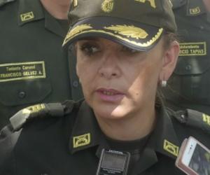 Coronel Sandra Vallejos,
