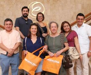 Hoy y mañana, Santa Marta tendrá como huéspedes al grupo de mayoristas, que representaran empresas internacionales.