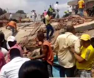 Luego del desplome del edificio Blas de Lezo en Cartagena, las autoridades reforzaron las acciones contra la construcción ilegal.