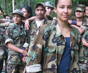 Las mujeres de esta guerrilla aseguraron que están comprometidas con la paz en Colombia.