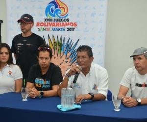 Este domingo se realizará Tri-Santa Marta, la carrera de Triatlón, que busca medir el nivel de competitividad que tienen los 250 deportistas que participarán.
