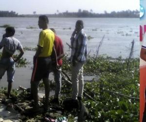 Pescadores encontraron el cuerpo de Darwin De Jesús Escorcia Gutiérrez, de 17 años.