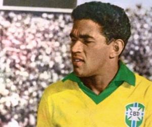 Manuel Francisco dos Santos 'Garrincha'.