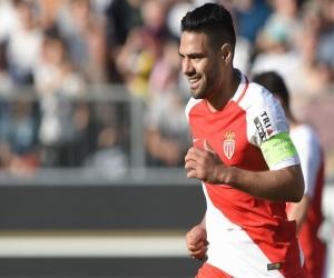 El Samario Radamel Falcao, seguirá con el Mónaco hasta el 2020.