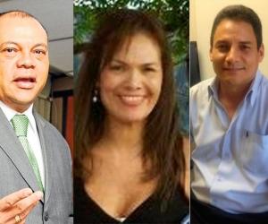 Luis Alfonso Colmenares, Tania Buitrago González y Casimiro Cuello, conforman la terna para elección de gobernador de La Guajira.