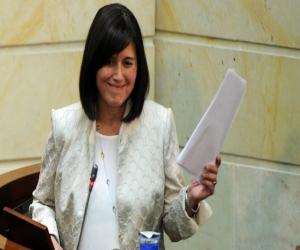 Diana Fajardo Rivera es una politóloga y abogada de la Universidad de los Ande al alto tribunal para reemplazar al exmagistrado Luis Ernesto Vargas.