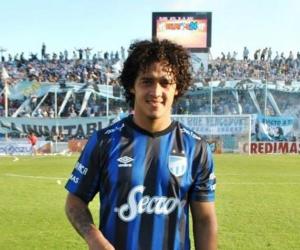 Miguel Julio Rosette, samario que en la actualidad juega para Atlético Tucumán.