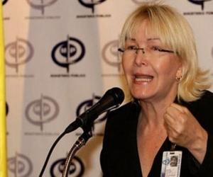 Luisa Ortega, fiscal venezolana.
