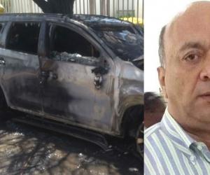El exsenador descartó que el incendio se halla presentado por causas mecánicas.
