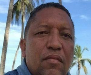 Iván Martínez, escolta adscrito al programa de protección de la UNP.