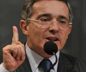 Álvaro Uribe, senador del Centro Democrático.