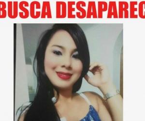 Andrea Paola Castellanos Villalba, desaparecida.
