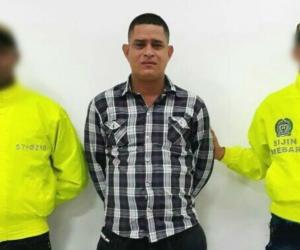 Rodrigo Anaya Caicedo, de 29 años, fue capturado y enviado a la Penitenciaría El Bosque.