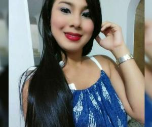 Andrea Paola Castellanos estuvo desaparecida pero fue encontrada pocas horas después por el Gaula.