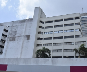 Sede de Inassa en Barranquilla, sexto piso edificio Corpavi.