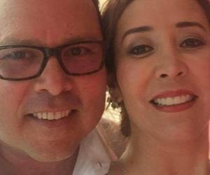 La Fiscal, Hilda Yaneth Niño, junto a su esposo Gustavo Adolfo Calero Vargas, capturados por el CTI.