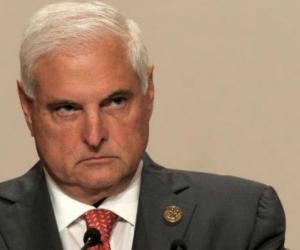 El expresidente Ricardo Martinelli fue capturado en el aeropuerto de Miami.