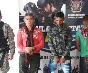 Los sujetos eran requeridos por orden judicial órdenes expedidas por el juzgado N° 17 de Barranquilla y el juzgado Tercero de Cartagena.