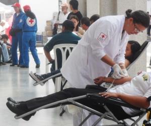 La Cruz Roja en Colombia busca promover la donación y facilitar la búsqueda de posibles donantes en Colombia.