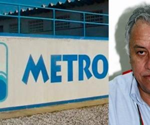Luis Fernando Arboleda fue gerente de Metroagua durante 2001-2002.