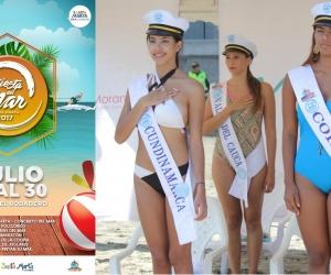 La Fiesta del Mar 2017 se realizará del 26 al 30 de julio.