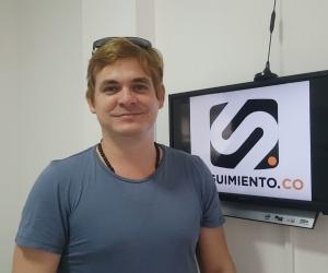 El cantante cartagenero, Jerau  visitó Seguimeinto.co y contó detalles de su nuevo sencillo y su labor como de Pet Food Institute.