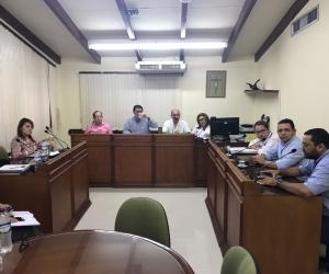 Audiencia de conciliación entre la Alcaldía y la concesión del Mercado Público.