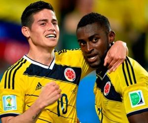 Los jugadores colombianos son representados por Jorge Mendes.