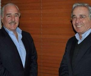 Uribe y Pastrana eran políticamente lejanos, pero limaron asperezas y lograron acercarse especialmente luego del 2 de octubre.