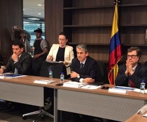 Reunión de Junta Directiva de Cormagdalena.