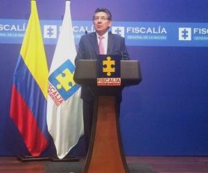 Néstor Humberto Martínez, Fiscal General de la Nación.