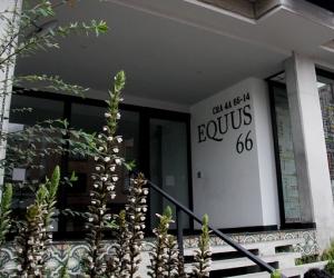 Fachada del edificio Equus 66.