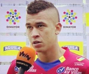 Víctor Danilo Cantillo Jiménez, nuevo jugador del Junior.