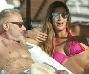 El millonario italiano Gianluca Vacchi y la exvirreina universal Ariadna Guitiérrez.