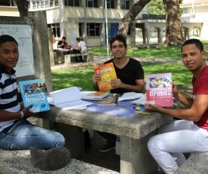 Los estudiantes de la Unimagdalena ahora podrán aprender otros idiomas.