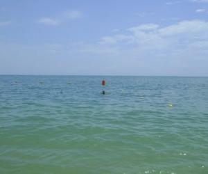 Las 1.300 boyas en El Rodadero y Playa Blanca.