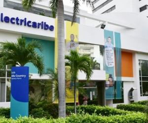 Sede principal de Electricaribe en Barranquilla.