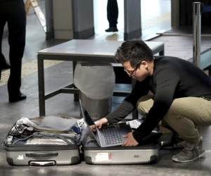 Los computadores portátiles y tabletas ahora deberán ir en los equipajes de carga.