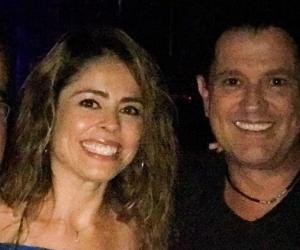 Chely Torres y Carlos Vives.