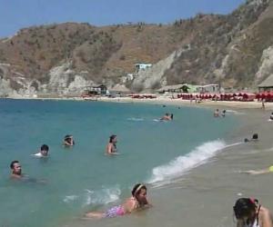 Playa Grande, Taganga.