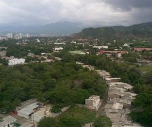Al menos 3 barrios aledaños al batallón Córdova quedaron aislados por el desfile del 20 de Julio.