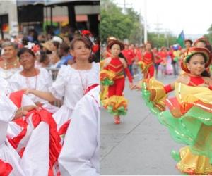 Niños, jóvenes y adultos, se sumaron a esta convocatoria para el próximo 28 de julio, en la antesala del aniversario número 492 de la ciudad.