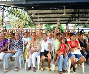 240 adultos mayores aún no han reclamado los subsidios en Ciénaga.