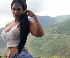 Modelo Kathe Martínez.