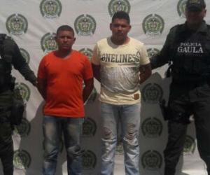 Sindicados de extorsionar a comerciantes en Santa Marta