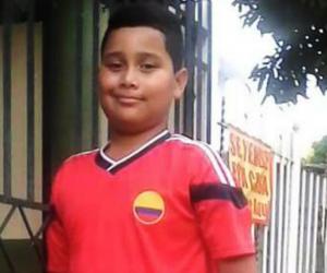 Keiner Castro De La Hoz menor desaparecido.